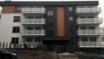 Budowa budynku wielorodzinnego w Gliwicach jako Generalny Wykonawca #02 » Prace realizowane przez TRANSWOJ-BIS Sp. z o.o. » TRANSWOJ-BIS » Usługi budowlane - Generalny Wykonawca Inwestycji - Wynajem zwyżek Częstochowa - Budowa domów