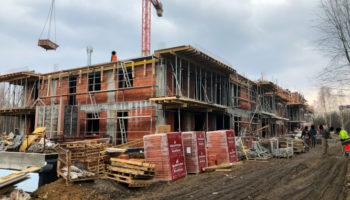 Budowa, jako Generalny Wykonawca, bloku w Częstochowie - Parkland #04 » Prace realizowane przez TRANSWOJ-BIS Sp. z o.o. » TRANSWOJ-BIS » Usługi budowlane - Generalny Wykonawca Inwestycji - Wynajem zwyżek Częstochowa - Budowa domów
