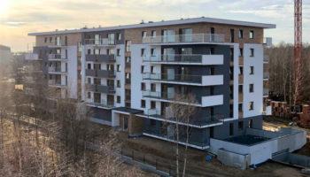 Budowa, jako Generalny Wykonawca, bloku w Częstochowie - Parkland #06 » Prace realizowane przez TRANSWOJ-BIS Sp. z o.o. » TRANSWOJ-BIS » Usługi budowlane - Generalny Wykonawca Inwestycji - Wynajem zwyżek Częstochowa - Budowa domów