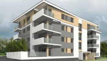 Budowa budynku (segment B) wielorodzinnego w Częstochowie - TRANSWOJ-BIS - Usługi budowlane - Generalny Wykonawca Inwestycji - Wynajem zwyżek Częstochowa - Budowa domów