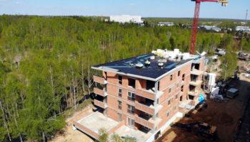 Budowa, jako Generalny Wykonawca, bloku B w Częstochowie - Parkland #02 » Prace realizowane przez TRANSWOJ-BIS Sp. z o.o. » TRANSWOJ-BIS » Usługi budowlane - Generalny Wykonawca Inwestycji - Wynajem zwyżek Częstochowa - Budowa domów