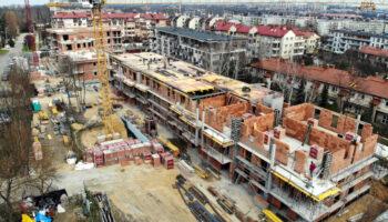 Budowa, jako Generalny Wykonawca, bloków w Częstochowie - Cognor #04 » Prace realizowane przez TRANSWOJ-BIS Sp. z o.o. » TRANSWOJ-BIS » Usługi budowlane - Generalny Wykonawca Inwestycji - Wynajem zwyżek Częstochowa - Budowa domów